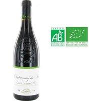 Maison Chapoutier 2012 Châteauneuf du Pape - Vin rouge de la Vallée du Rhône - Bio