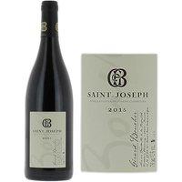 Domaine Boucher 2015 Saint Joseph - Vin rouge des Côtes du Rhône
