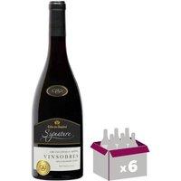 Cellier Des Dauphins Signature Vinsobres Côtes du Rhône - Vin Rouge - 75 cl
