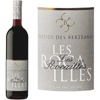 Bastide des Bertrands Les Rocailles - Vin rouge du Pays du Var