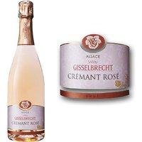 Crémant d'Alsace Rosé Gisselbrecht