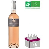 Domaine de valdition Cuvée Du Batonnier Igp Les Alpilles - 2016 - Rosé x 6