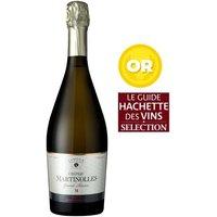 CHÂTEAU MARTINOLLES - Vin Grande Réserve - Blanc de Blancs - AOP Crémant de Limoux  - 75 cl