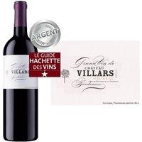 Château Villars  2004 Fronsac  - Vin rouge de Bordeaux