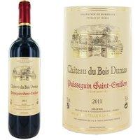 Château Du Bois Dumas 2011 Puisseguin Saint-Emilion - Vin rouge de Bordeaux