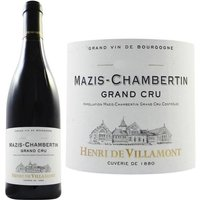 Henri de Villamont 2011 Mazis Chambertin Grand Cru - Vin rouge de Bourgogne
