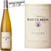 Domaine DEISS Riesling Grand Vin d'Alsace 2015