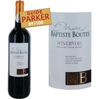 Domaine Baptiste Boutes 2013 Minervois - Vin rouge du Languedoc Roussillon