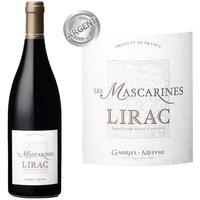 Les Mascarines 2013 Lirac - Vin rouge des Côtes du Rhône