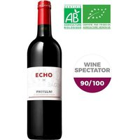 Echo de Lynch Bages Pauillac 2014 - Vin Rouge x1