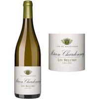 Cave de Lugny Mâcon Chardonnay Les Béluses 2015 - Vin blanc