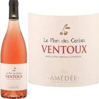 Amédée Plan des Cerises 2014 Ventoux vin rosé x1