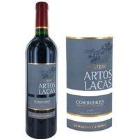 Château Artos Lacas 2015 Corbières - Vin rouge du Languedoc Roussillon