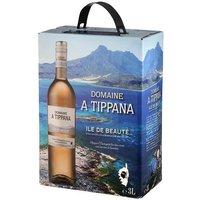 BIB Domaine A Tippana IGP Vin de Pays Iles de Beauté 2016 - Vin rosé