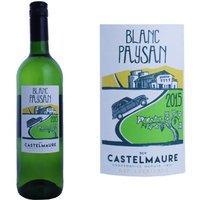 Le Blanc Paysan Corbières 2015 - Vin blanc x1