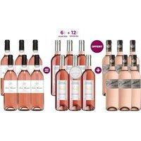 6 Domaine Serres Mazard 2017 achetées = 6 Domaine Lasserre 2017 + 6 Cuvée Madame Claude Parmentier 2017 offertes - Vin rosé