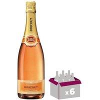 Champagne Bricout Rosé x6