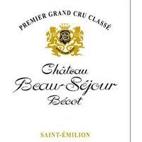 Château Beau-Séjour Bécot 2006 Saint Emilion 1er Grand Cru - Vin rouge de Bordeaux