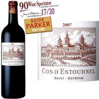 Cos d'Estournel  2007 Saint Estèphe 2007 - Vin rouge de Bordeaux