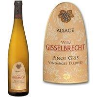 Gisselbrecht Vendanges Tardives 2014 Pinot Gris x1