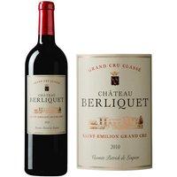 Château Berliquet 2010 Saint Emilion Grand Cru - Vin rouge de Bordeaux