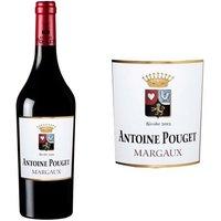 Antoine Pouget 2012 Margaux - Vin rouge de Bordeaux