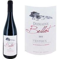 Domaine Bellot 2013 Ventoux  - Vin rouge  des Côtes du Rhône