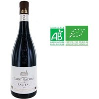 Chapelle Saint Nazaire 2014 Rasteau - Vin rouge de la Vallée du Rhône - Bio