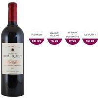 Château Berliquet 2015 Saint-Emilion Grand Cru  - Vin rouge de Bordeaux