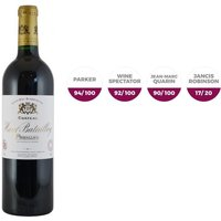 Château Haut-Batailley 2015 Pauillac Bordeaux - Vin Rouge - 75 cl