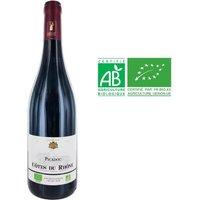 Picadou 2015 Côtes du Rhône - Vin rouge de la Vallée du Rhône - Bio