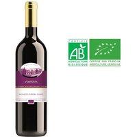Contreforts du Delta 2016 Ventoux - Vin rouge du Languedoc Rousillon