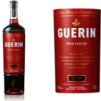 Pineau Guerin Ruby Rouge  17° 75 cl