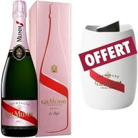 Champagne Mumm Brut Rosé - 1 Bouchon Mumm