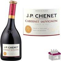 JP chenet cabernet sauvignon x6