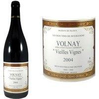 Volnay Vieilles Vignes 2004 - Vin rouge x1
