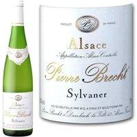 Brecht Alsace Sylvaner Réserve vin blanc x1