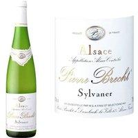 Brecht 2017 Alsace Sylvaner Réserve  - Vin blanc