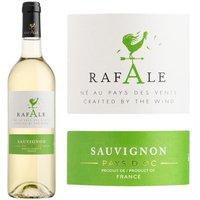 Rafale cépage Sauvignon IGP Pays d'Oc 2015 - Vi...