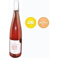 Domaine Edmond Jacquin et Fils Vin de Savoie 2016 - Vin rosé - 75 cl