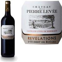Château De La Pierre Levée 2014 Castillon - Vin rouge de Bordeaux