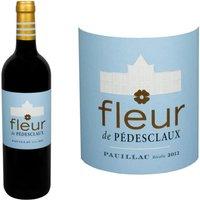 Fleur de Pedesclaux 2012 Pauillac - Vin rouge de Bordeaux