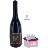 Magnum Hommage 2016 Côtes du Roussillon Villages Tautavel - Vin rouge du Languedoc