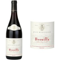 Jean Bouchard 2015 Brouilly - Vin rouge  du Beaujolais