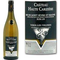 Muscadet Château Haute Carizière 2014 x1