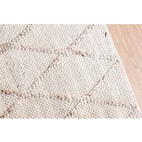 Beaumont Small Rug in Cream