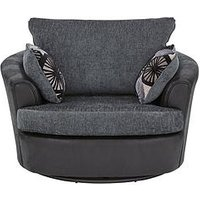 Swivel Snuggler Sofas Recliner Snuggle Chairs Love Seats