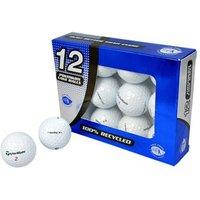 TaylorMade Burner Pearl Grade Lake Balls (12 Balls)