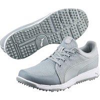Puma Golf Mens Grip Sport Mesh Spikeless Shoes