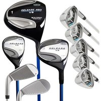 US Kids Tour Series 57 Inch 10-Club Golf Combo Set 2015